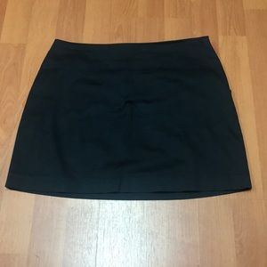 Must Have Mini Black Skirt